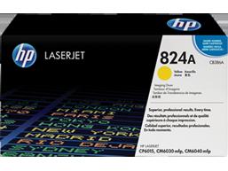 HP 824A Yellow LaserJet Image Drum, CB386A