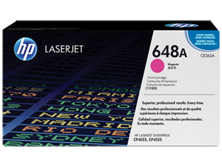 HP 648 Toner Cartridges