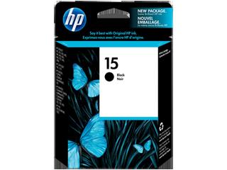 HP 15 Ink Cartridges