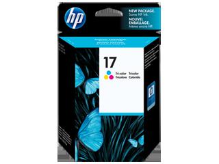HP 17 Ink Cartridges