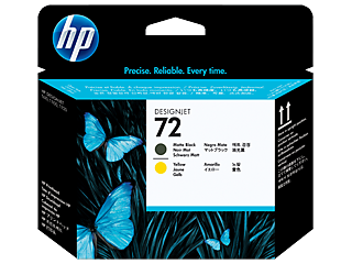 HP 72 Printheads