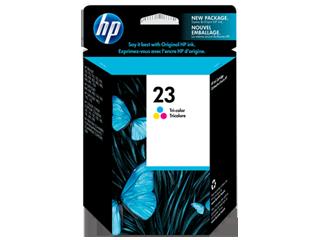 HP 23 Ink Cartridges