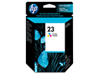 HP 23 Tri-color Original Ink Cartridge
