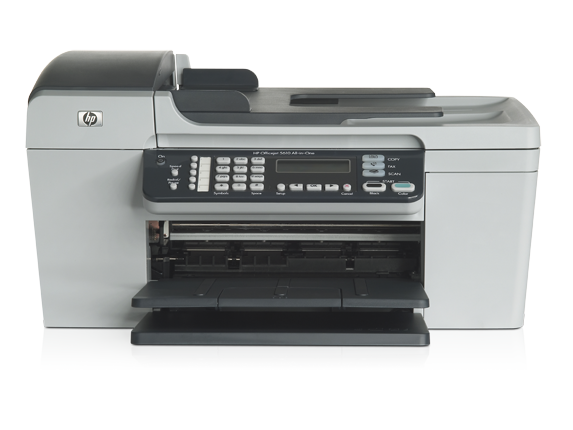 HP Officejet 5610xi All-in-One Printer - Center