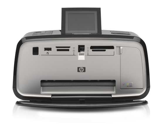 HP Photosmart A717 Compact Photo Printer