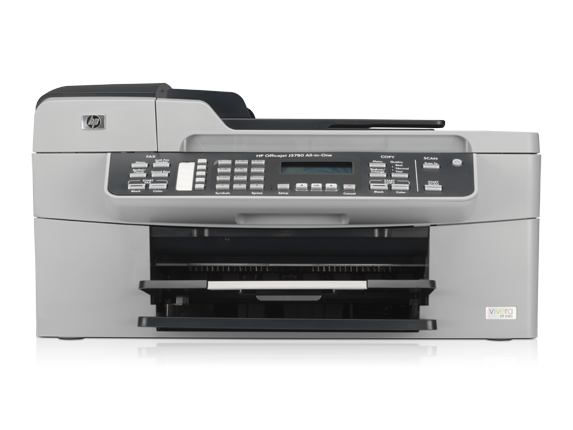 HP Officejet J5730 All-in-One - Center