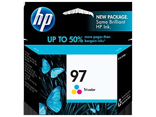 HP 97 Ink Cartridges