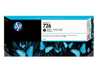 HP 726 Ink Cartridges