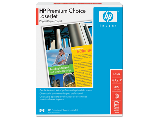 HP 特級精選鐳射紙 — 250 sht/A4/210 x 297 mm