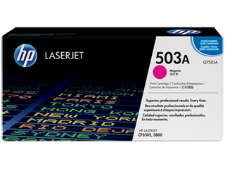 HP 503 Toner Cartridges