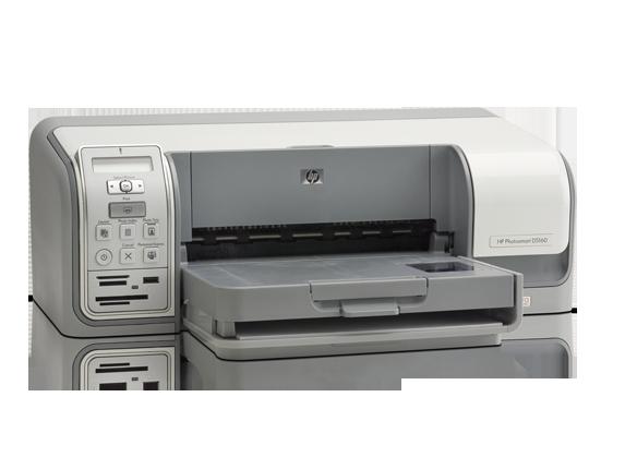 HP Photosmart D5145 Printer - Right