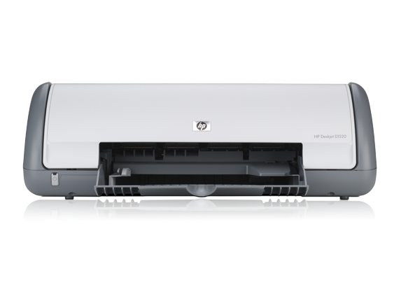 HP Deskjet D1520 Printer - Center