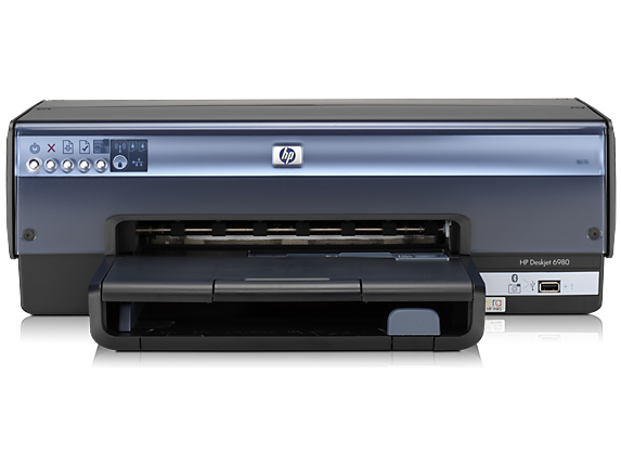 HP Deskjet 6980xi Printer