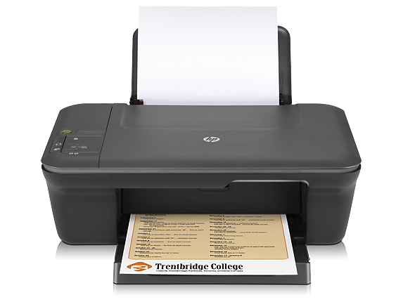 HP Deskjet 1051 All-in-One Printer - Center