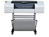HP Designjet T1120 24-in Printer - Center