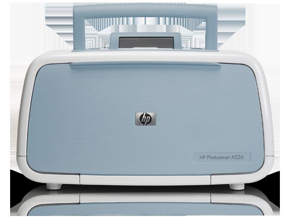 HP Photosmart A526 Compact Photo Printer
