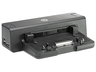 HP 90W Docking Station - Img_Right_320_240