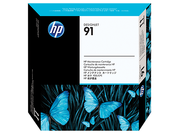 HP 91 DesignJet Maintenance Cartridge