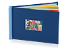 HP Photo Book 5 x 7 in (Indigo/Sky) - Center