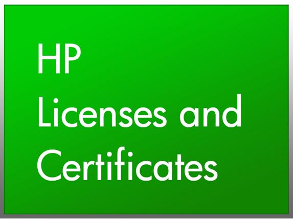 HP 3y TC Conversion Solution 1User E-LTU|UB5X5AAE