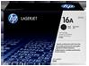 HP 16A Black Original LaserJet Toner Cartridge, Q7516A