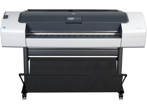 HP Designjet T770 44-in Printer with Hard Disk