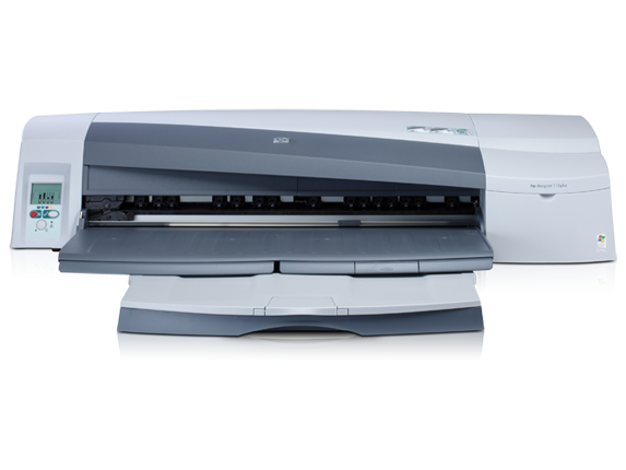 HP Designjet 110plus Printer - Center