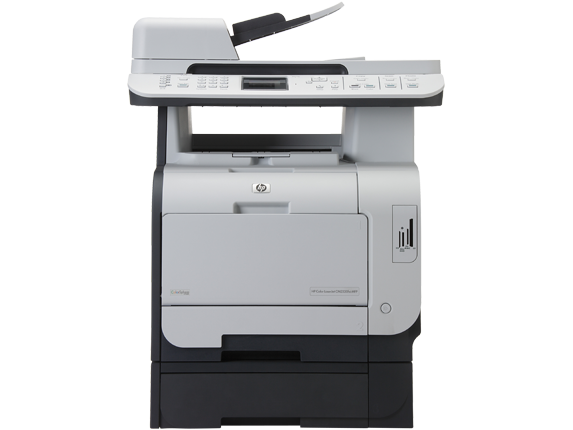 Hp color laserjet cm2320fxi multifunction printer product.