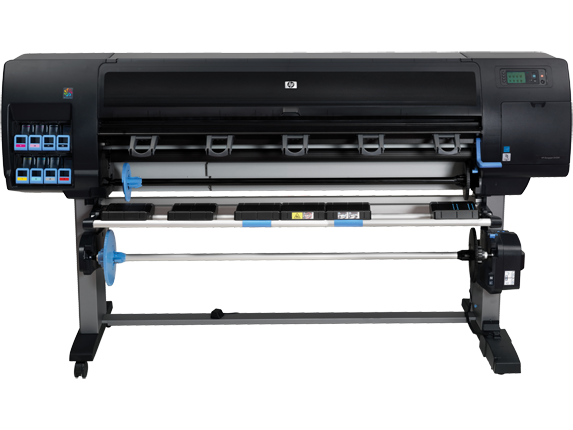 HP Designjet Z6200 60-in Photo Printer - Center