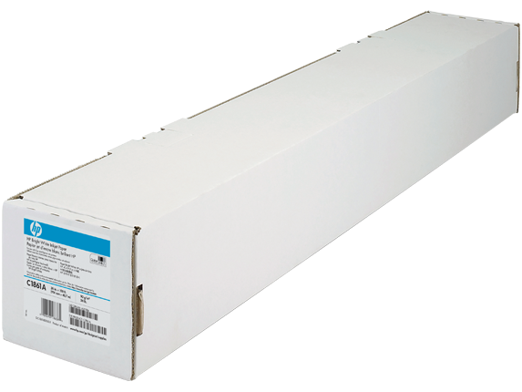 HP Bright White Inkjet Paper-914 mm x 91.4 m (36 in x 300 ft)