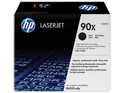 HP 90X High Yield Black Original LaserJet Toner Cartridge, CE390X