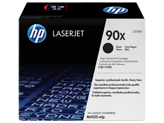 HP 90 Toner Cartridges