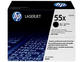 HP 55 Toner Cartridges