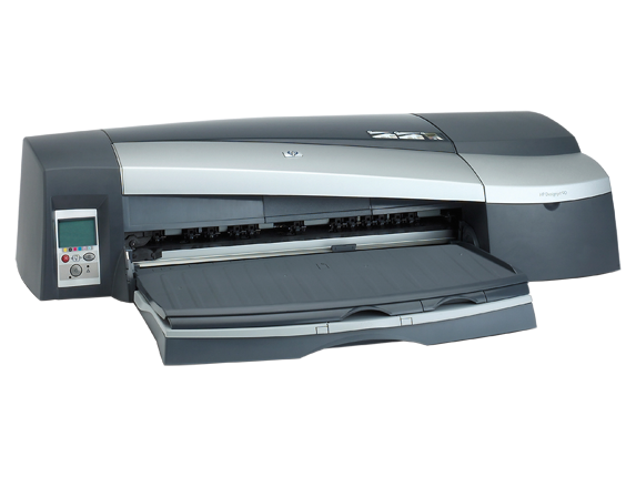 HP Designjet 90 Printer - Right