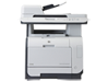 HP Color LaserJet CM2320n Multifunction Printer - Center