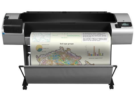 HP DesignJet T1300 PS Printer