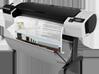 HP Designjet T1300 44-in PostScript ePrinter with Encrypted Hard Disk - Left