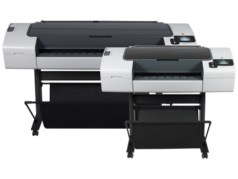 hp designjet t790 44in driver