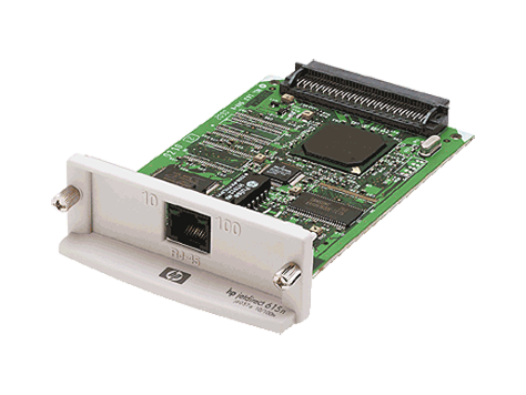 HP Jetdirect 615n utskriftsserver for Fast Ethernet