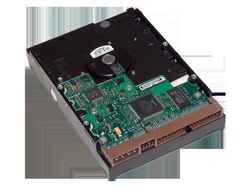 Unidade de disco rígido HP 1 TB SATA 6.0 Gb/s 7200