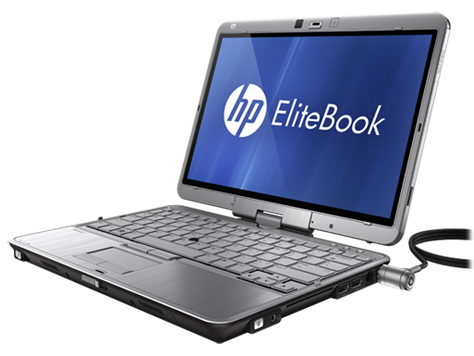PC tablette HP EliteBook 2760p