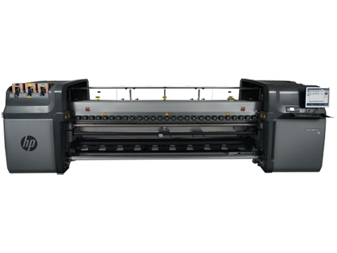 HP latex 850 printer (HP Scitex LX850 printer voor commercieel gebruik)