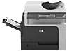 HP LaserJet Enterprise M4555h MFP - Center