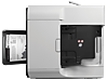 HP LaserJet Enterprise M4555h MFP - Top view closed