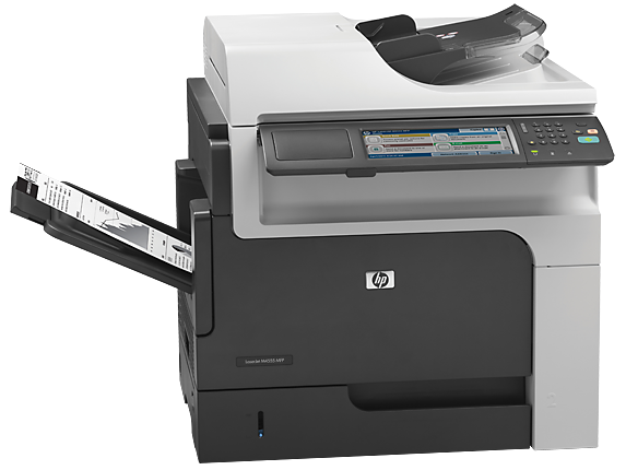HP LaserJet Enterprise M4555h MFP - Right