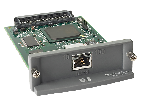 HP Jetdirect 620n Fast Ethernet プリント サーバー