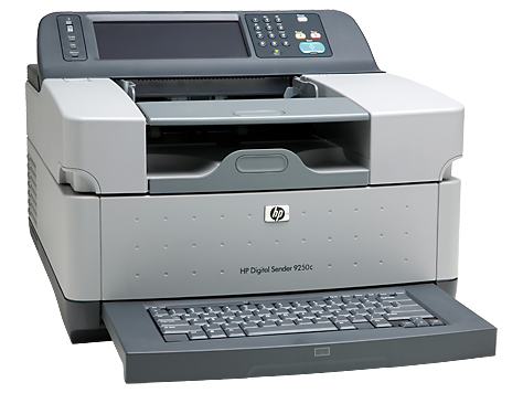 HP 9250c digitale sender