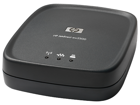 Server di stampa wireless 802.11 b/g ew2500 HP Jetdirect