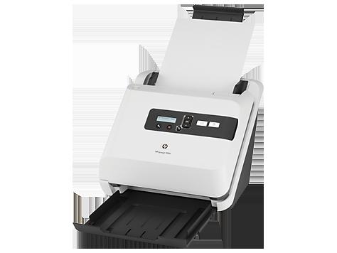 Escáner HP Scanjet con alimentación de hojas 7000