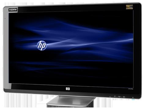 HP 2710m 27-inch Diagonal LCD Monitor
